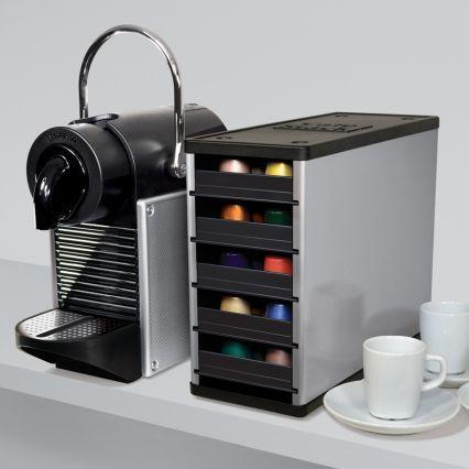 Youcopia Caféstack Nespresso Capsule Holders Sur La Table