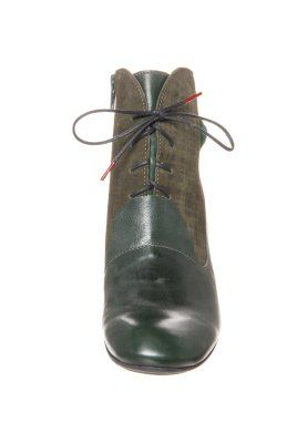 Think! - HEAH - Lace-up boots - green