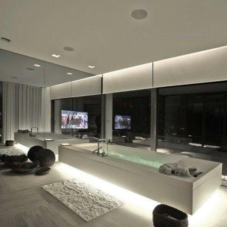 15 popular futuristic bathrooms   futuristic furniture