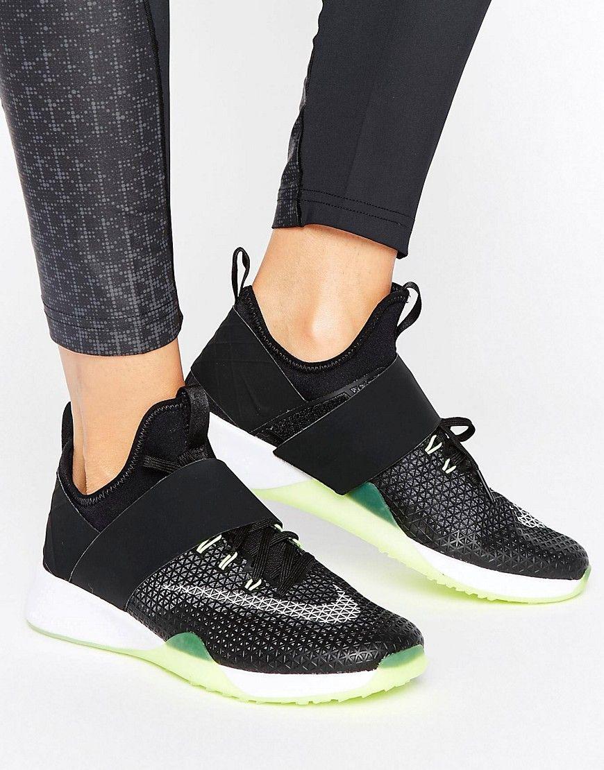 ayuda multitud Repulsión  Buy it now. Nike Training Zoom Strong Trainers In Black - Black. Air Zoom  Strong Traine… | Zapatos nike mujer, Zapatillas de deporte negras, Modelos  de zapatos nike