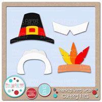 Thanksgiving Wear Cutting Files