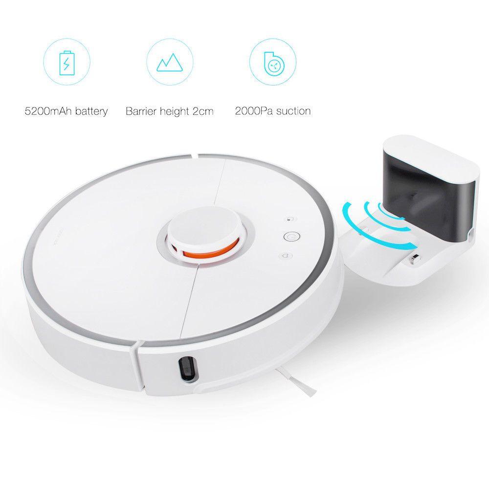 Usa Smart Home Robotic Vacuum Cleaner Automatic Robot Floor Sweeper App Remote Vacuum Cleaner Robot Vacuum Cleaner Smart Robot Vacuum Cleaner