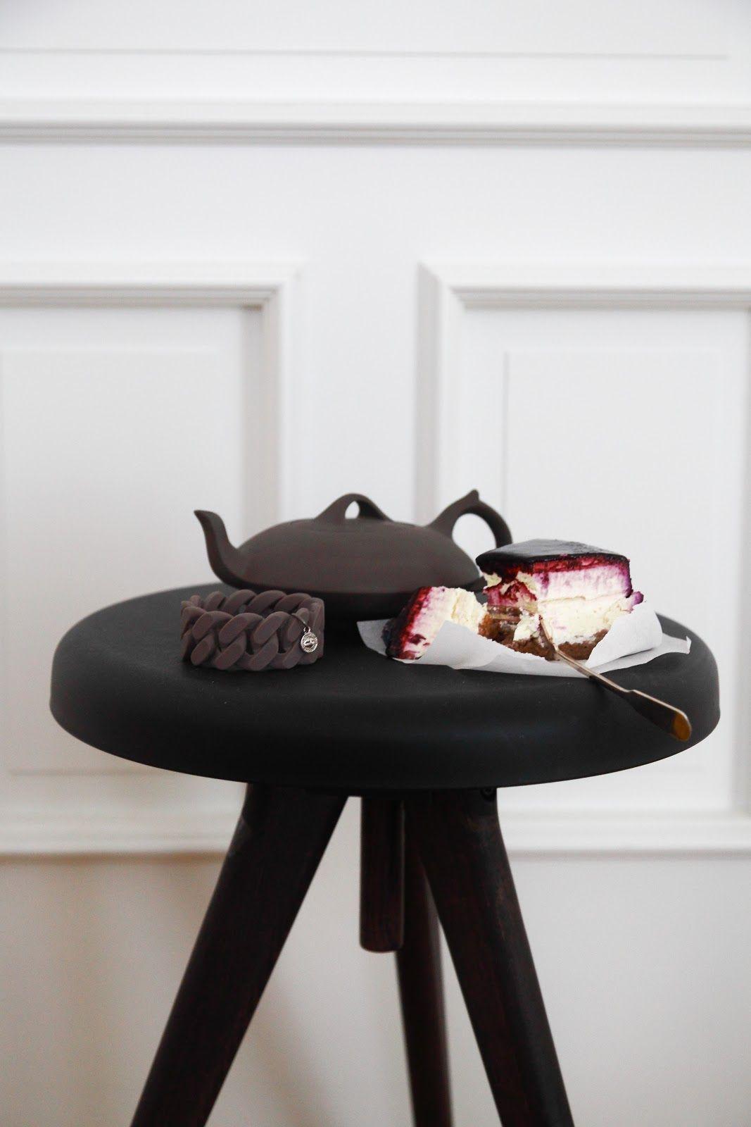 Best Cheesecake + Heidelbeer Topping