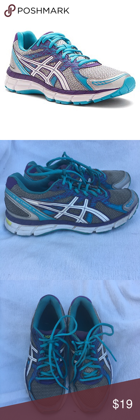 Asics Gel Excite 2 | Asics, How to wear