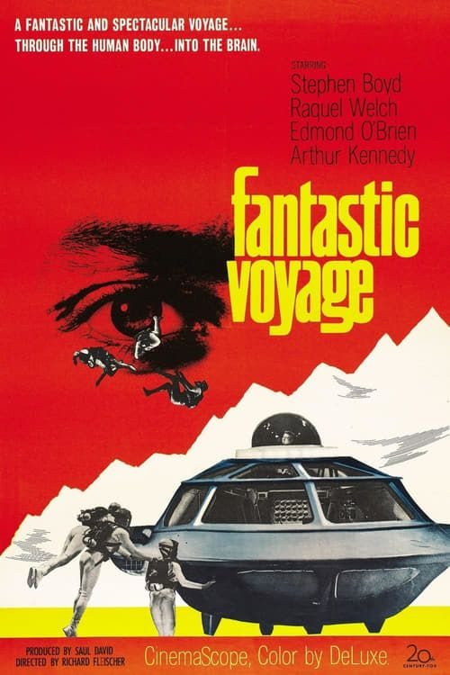 Watch Fantastic Voyage Full Movie