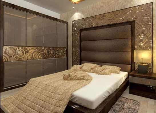 Interior designer in thane modern bedroom design ideas also kumar  specialized residential interiors  cinteriors rh pinterest