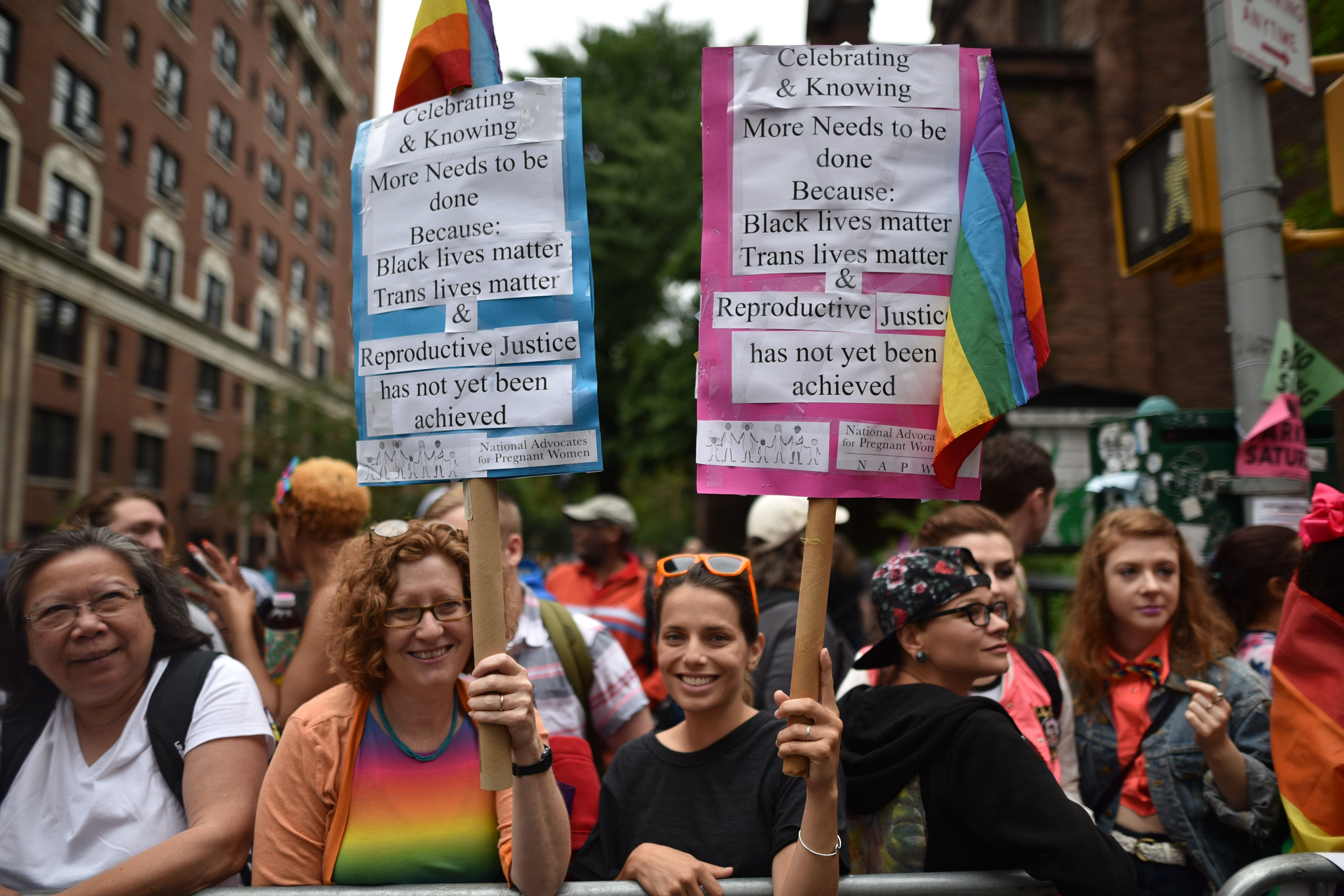 Scenes From The 2015 NYC Pride Parade | New York | Slideshows | New York News and Events | The Village Voice