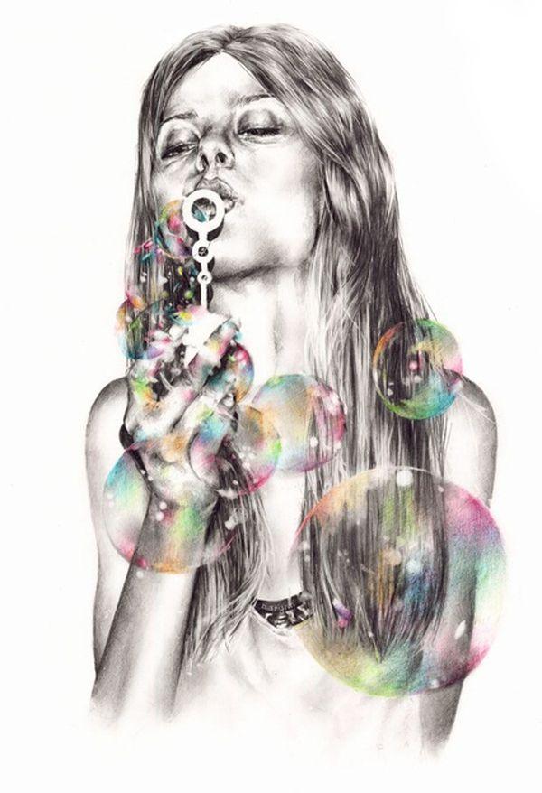 Visual Bits #197> Slightly Psychedelic Art
