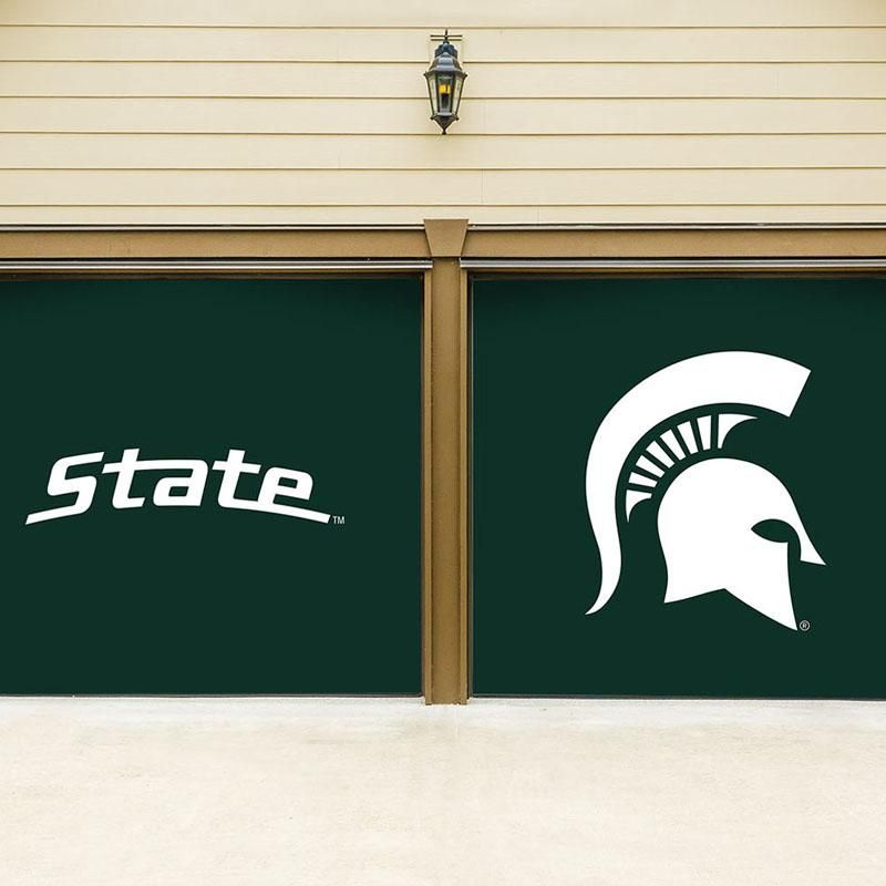 SWEN Products MICHIGAN STATE SPARTANS Light Switch Plate Covers