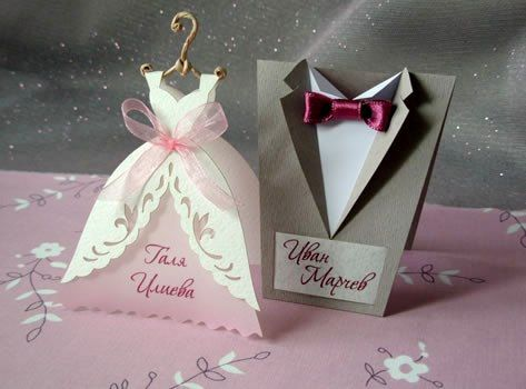 10 pcs wedding table cards,wedding gown table card,bridal gown table