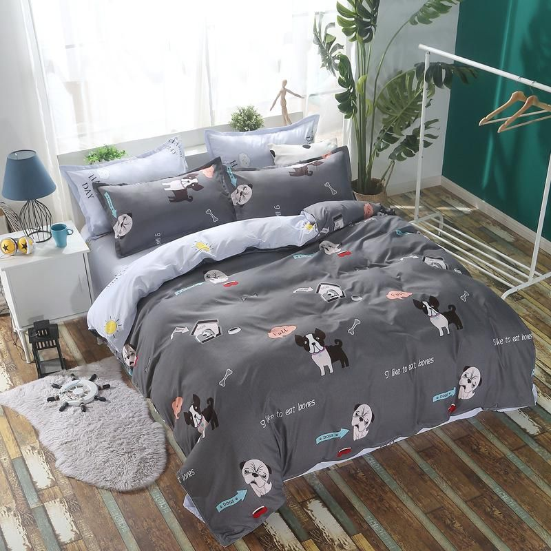 Quilt Cover Set Flamingo Bedding Set Queen King Size Double Bed