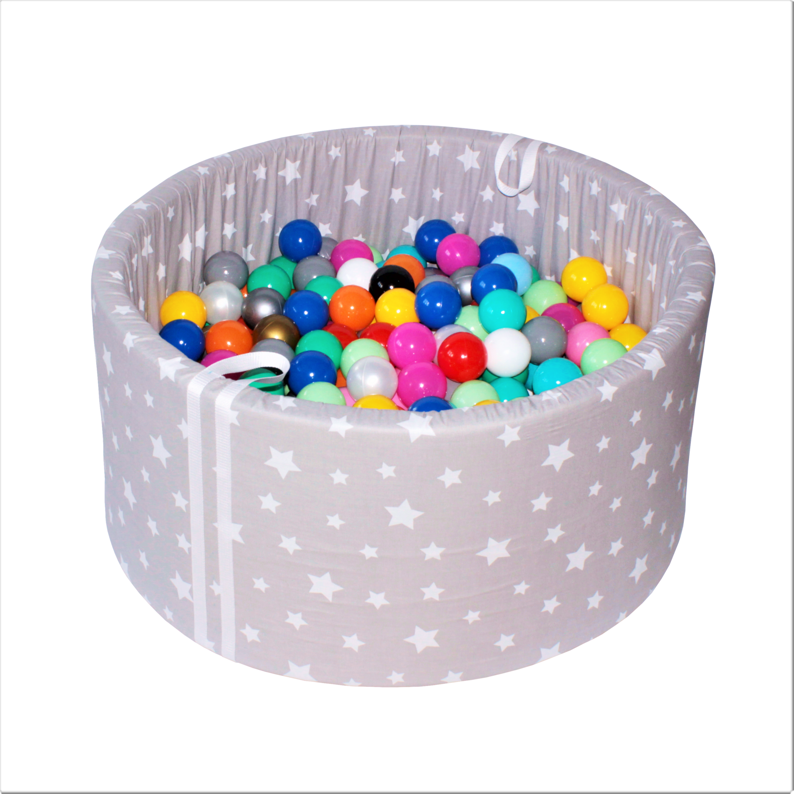 Babyball Dry Pools With Balls For Children Ball Pit Future Kids Kids Playing