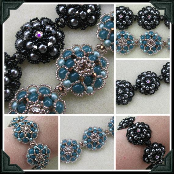 Eden Bracelet PDF Jewelry Making Tutorial (INSTANT ...