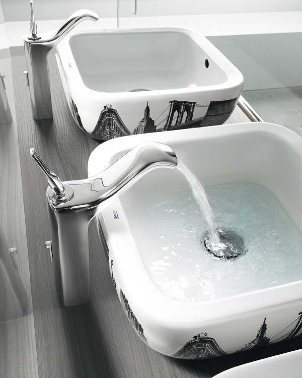 Ideas para elegir el lavabo y su mueble | Mesones, Lavabos ...