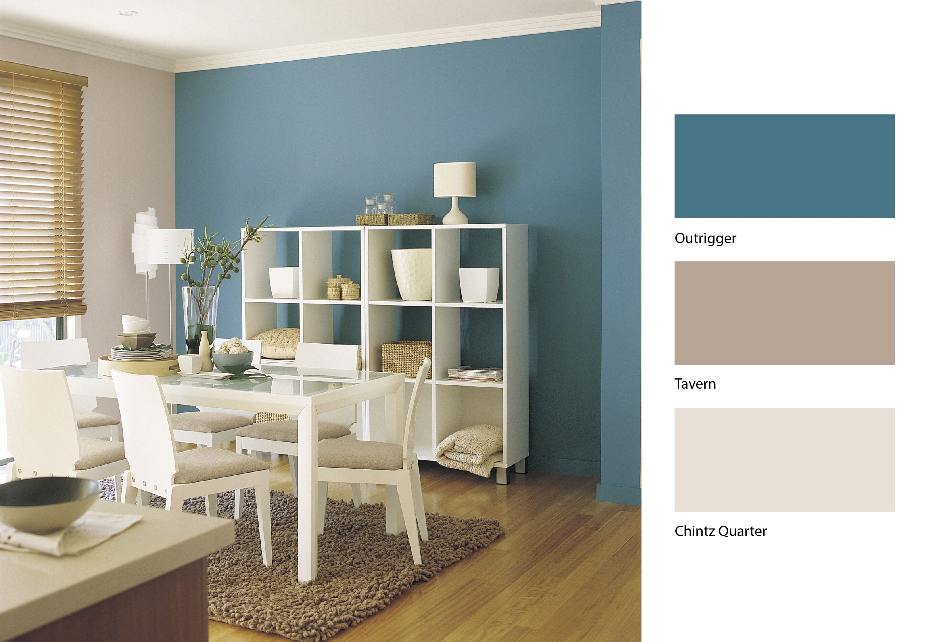 Charming Dining Room Colour Scheme Ideas Part - 12: Overhaul Your Existing Dining Room Look And Bring In The New Year With This  Burst Of · Dining Room ColorsDining ...
