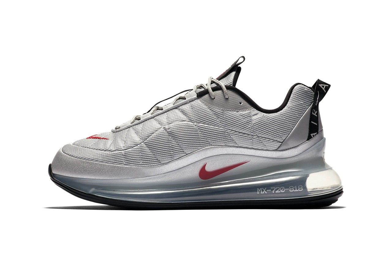 Nike's OG Archives Inspire MX 720 818, Air Max 270 React