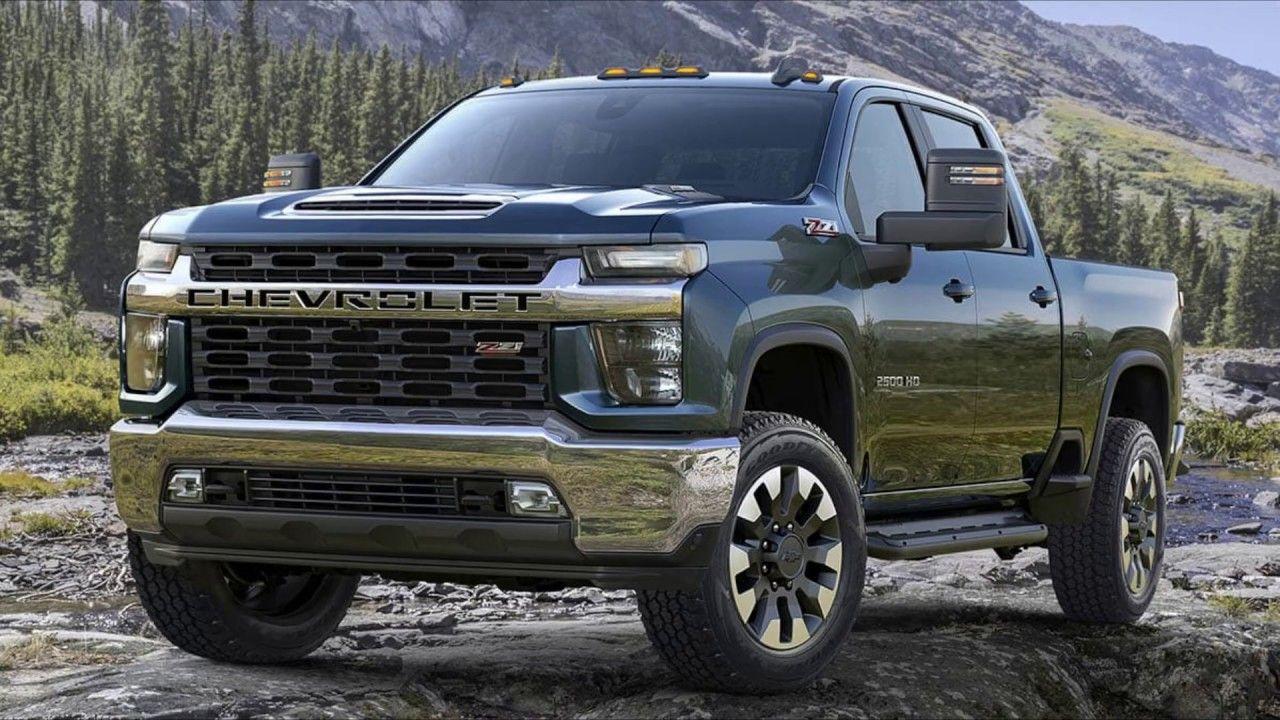 2020 Chevrolet Silverado Hd Fantastic New Look And Performances
