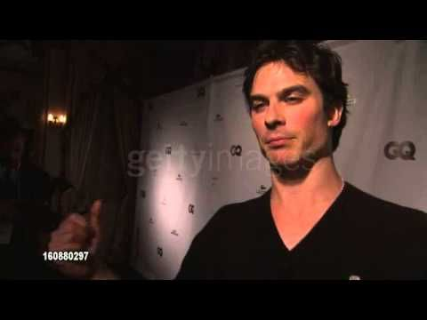Ian Somerhalder - Mercedes-Benz/GQ Super Bowl Party
