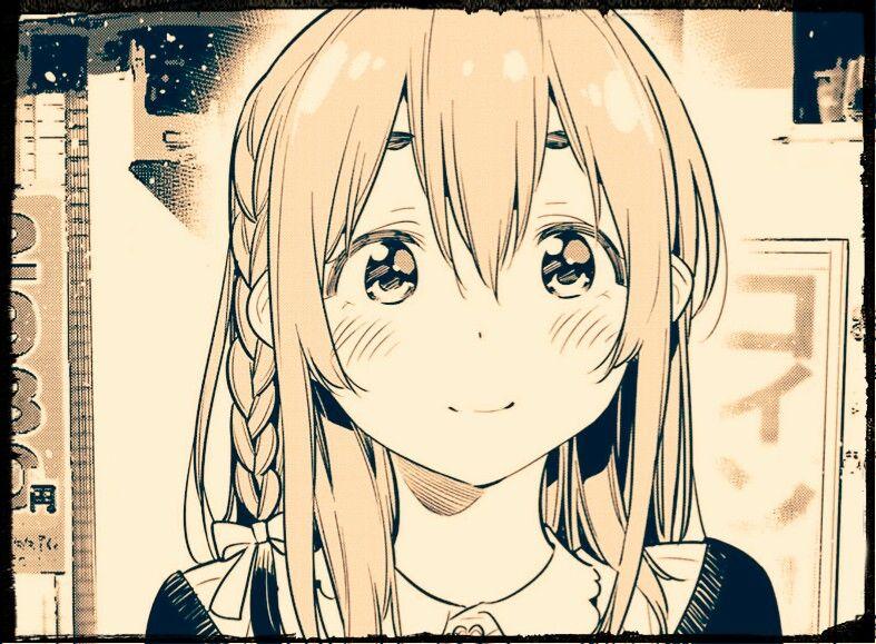 Pin oleh Manga Snapshot di Sumi sakurasawa Seni