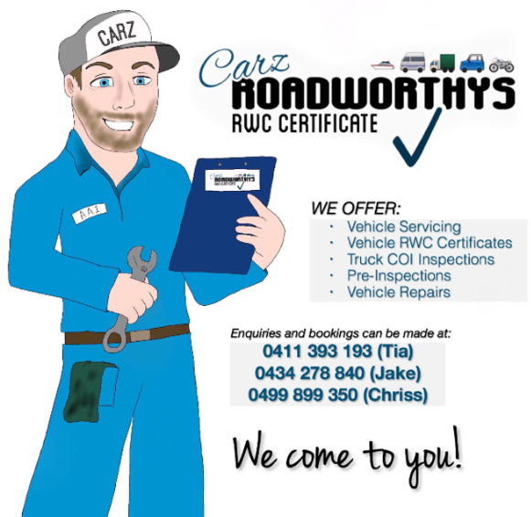 Roadworthy Certificate Caboolture Launches New Website