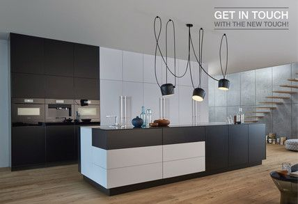 Küchen Marken-Einbauküchen der LEICHT Küchen AG Deko - designer kchen deko