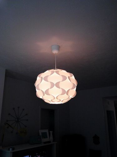 hanging lamp  lamp pendant lamp ikea inspiration