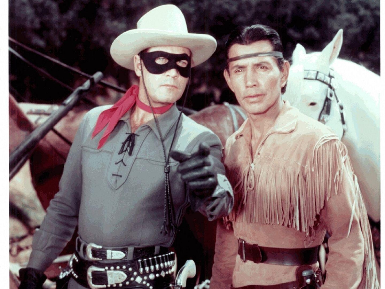 "New Proof of 1955 Lone Ranger ""Color"" Origin Film Brings More Mysteries |  Lone ranger, Ranger, Old tv shows"