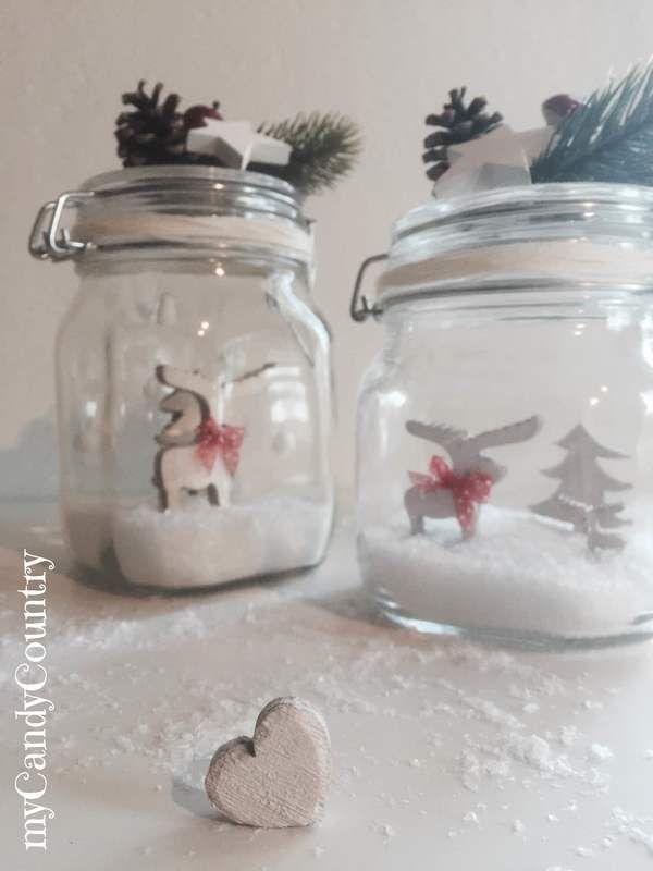 Extrêmement Campane natalizie con materiale riciclato. Il tutorial: http://www  AZ81
