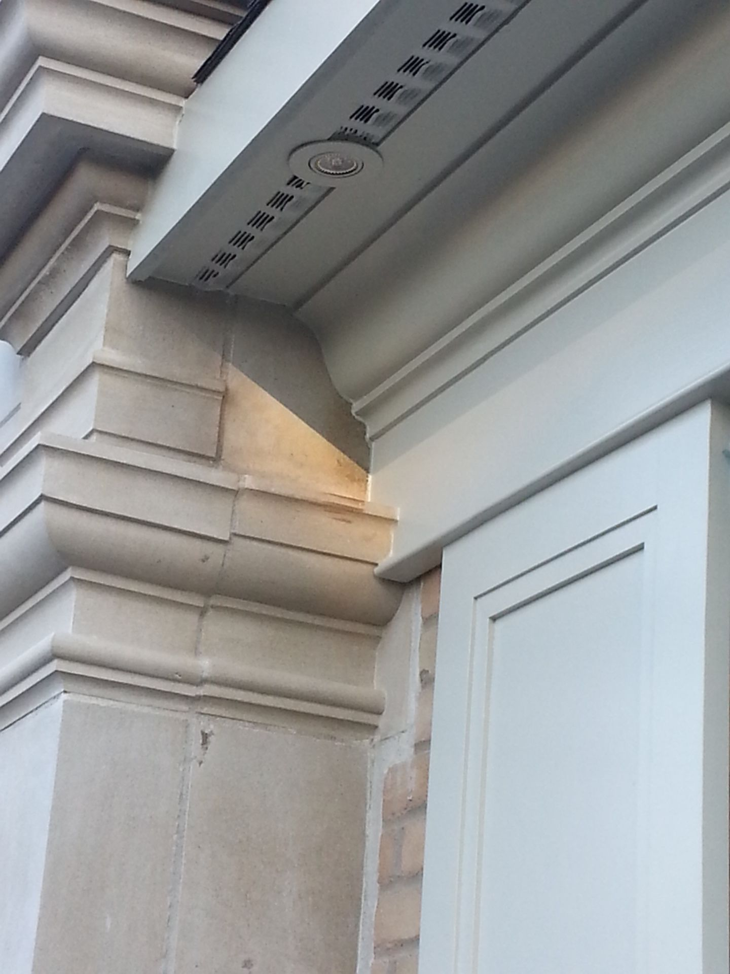 Pictures Of Exterior Trim Work Soffit Fascia And Frieze