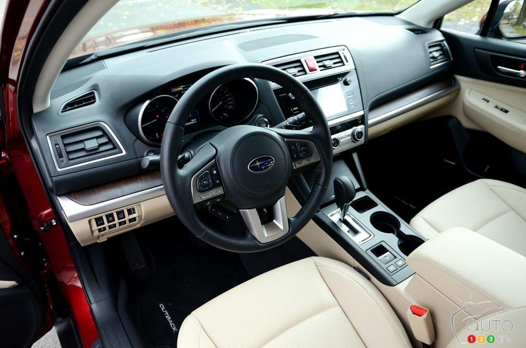 Inside the 2016 Subaru Outback Subaru, Subaru outback 2016