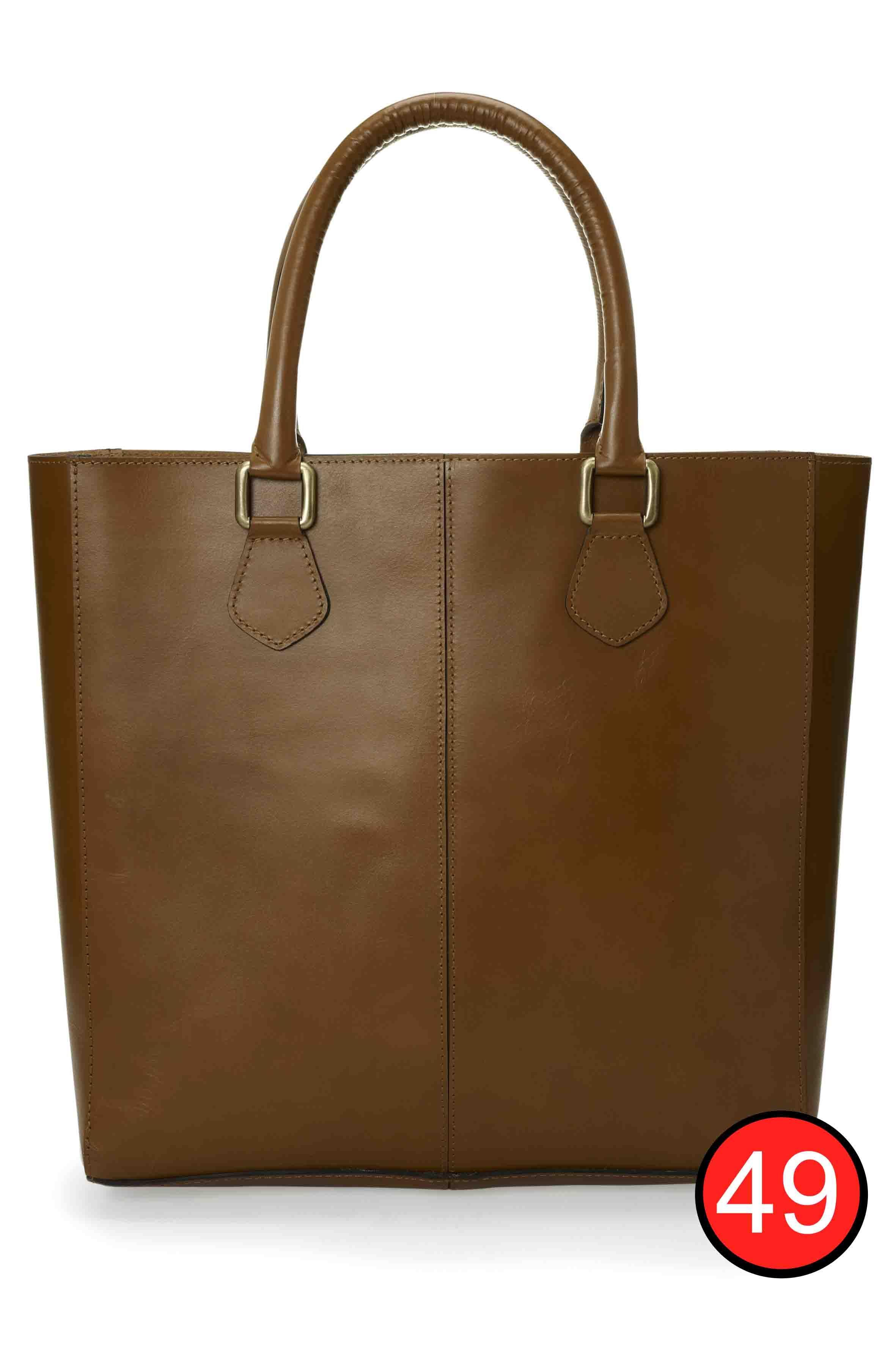 Leather Tan Premium Tote #nextbingo