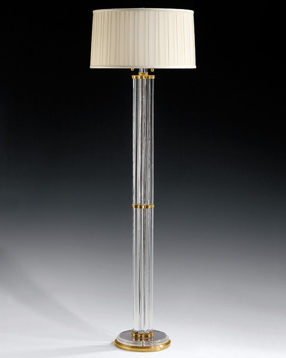 brass floor lamp DFL5746 | Lighting | Pinterest | Brass floor lamp