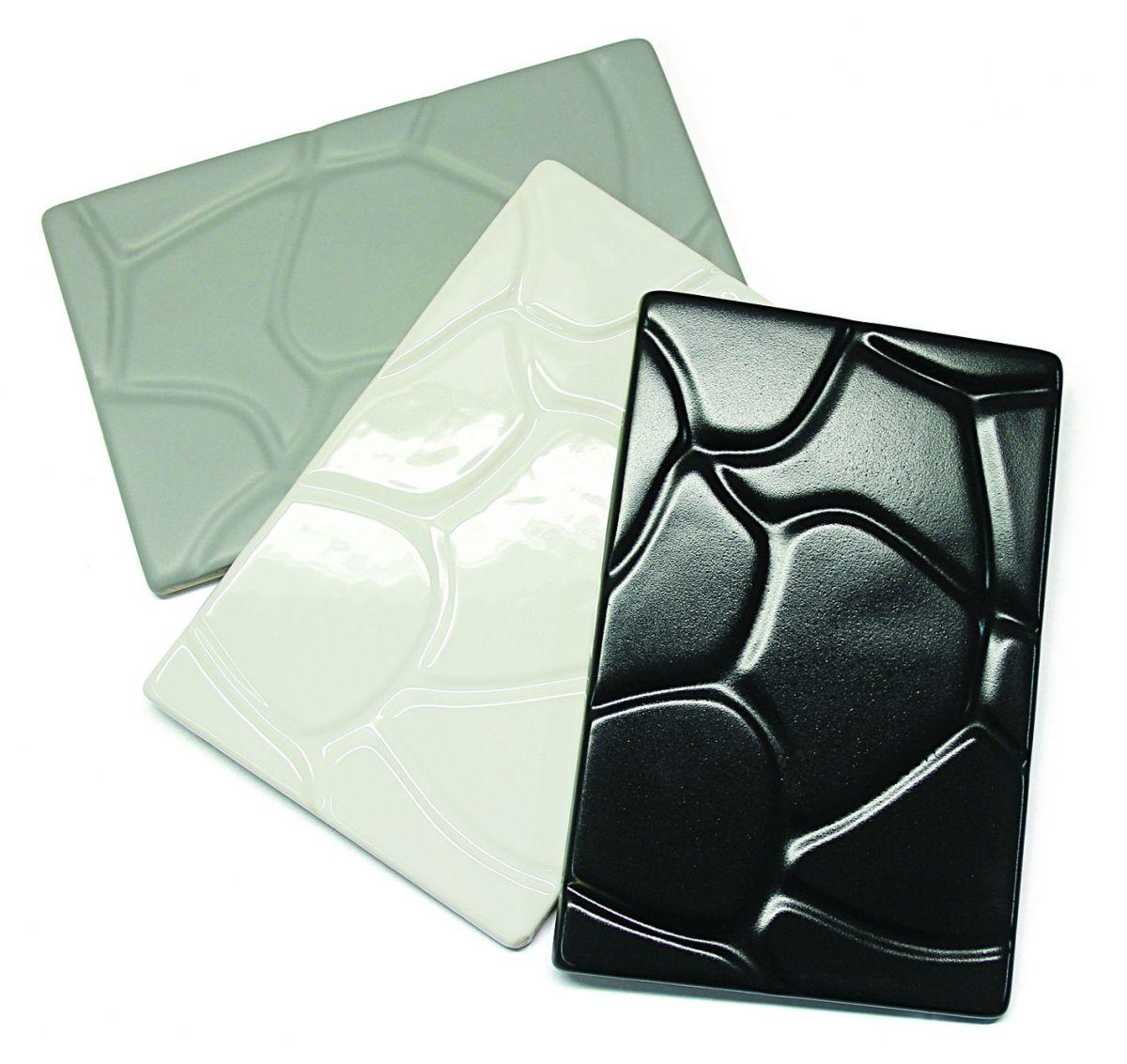These hand made ceramic tiles (Saaristo 2009) Enquiries: warmauunit.com