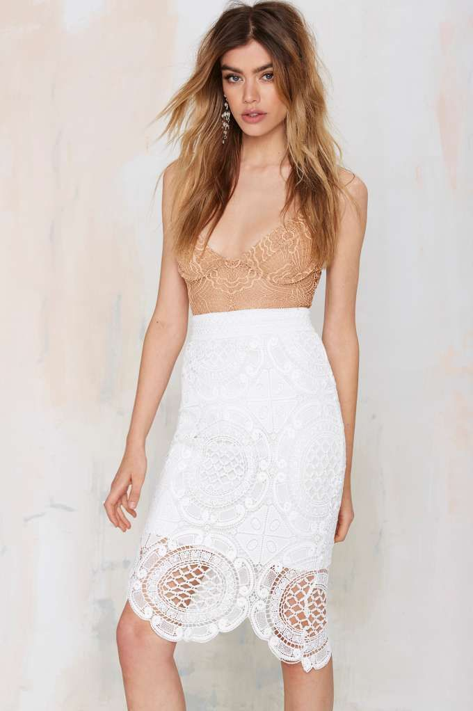 72333522f7 Lioness Gemini Lace Skirt   My style - haves, want and wish list ...
