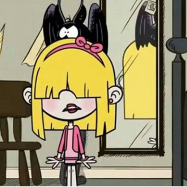 A loud house post so I don't lose followers