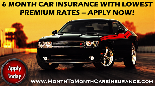 Get 6 Month Car Insurance With No Deposit And No Credit Check