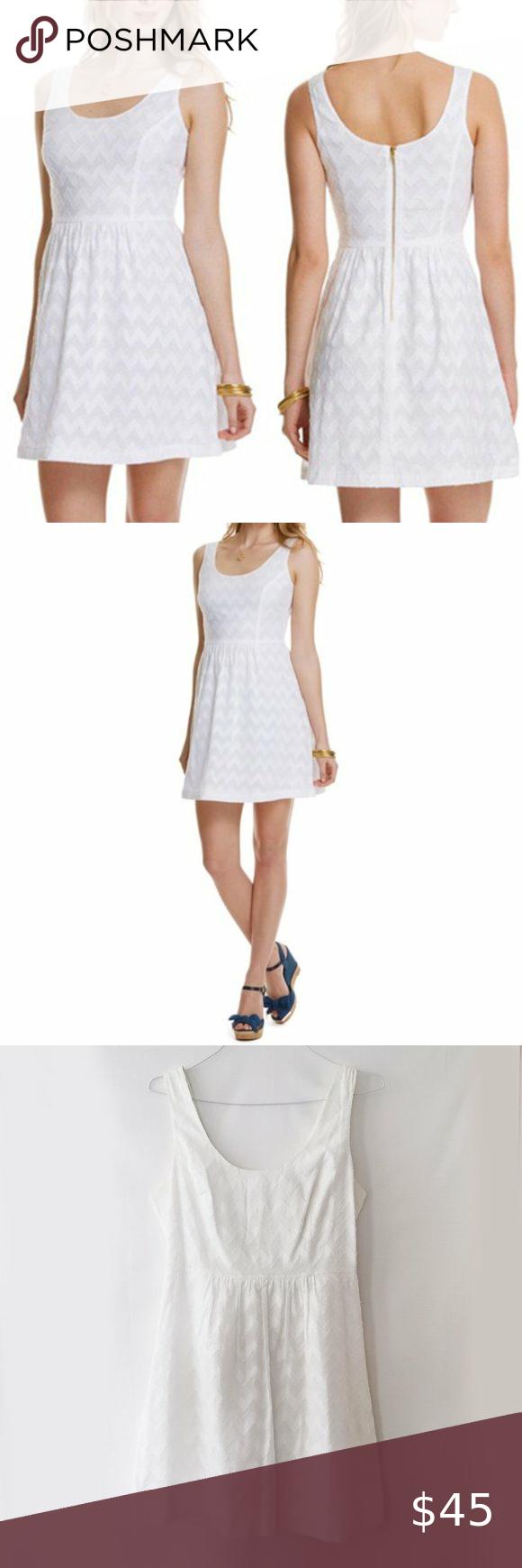 Vineyard Vines Chevron Jacquard Skater Dress Vineyard Vines White Chevron Jacquard Skater Dress Size 8 Condition Excellent Dresses Skater Dress Clothes Design [ 1740 x 580 Pixel ]