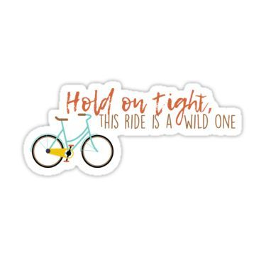 Missing You Sticker Bike Design Sticker Tag Miss You