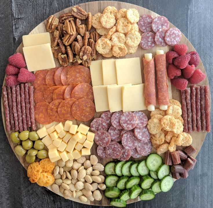 Low Carb Charcuterie Board  #board #charcuterie