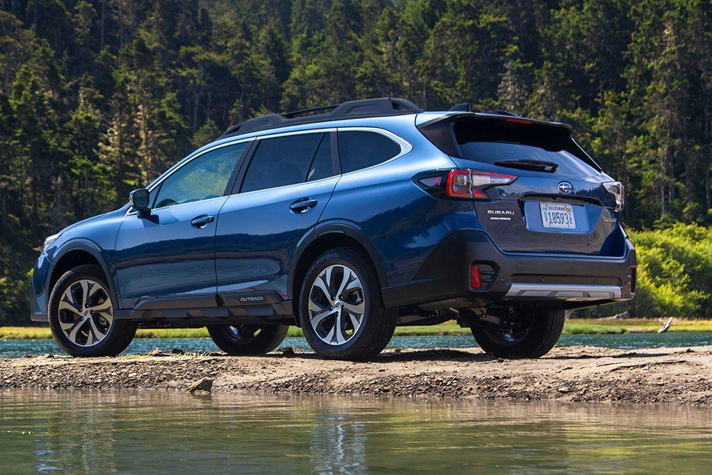 2020 Subaru Outback Review Autotrader