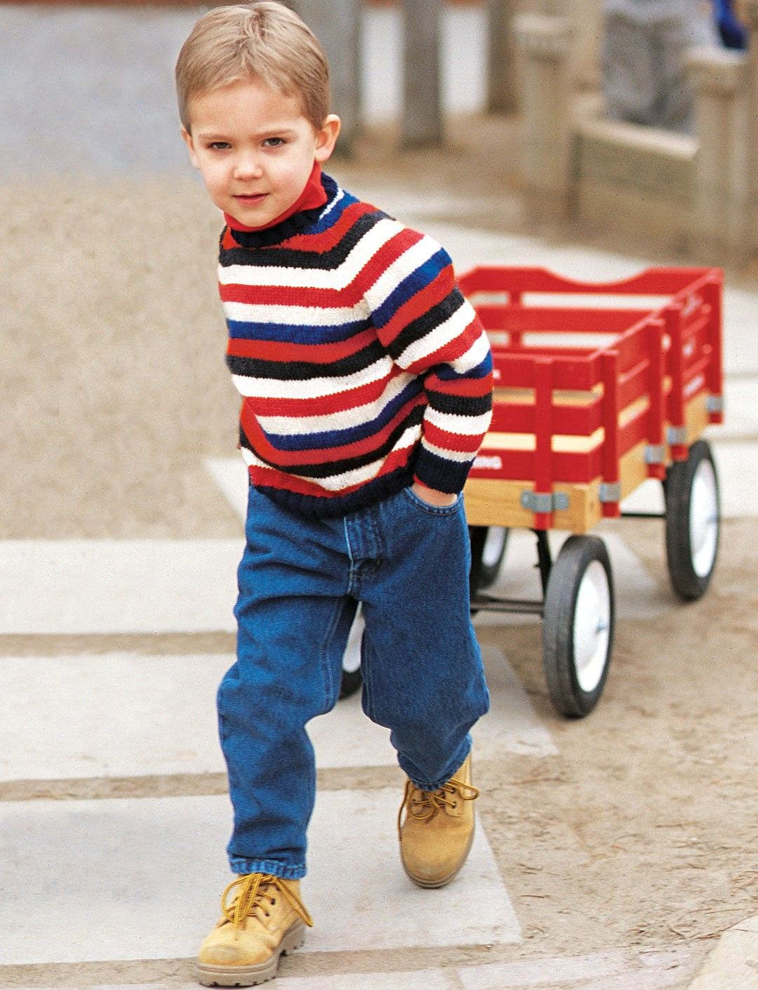 Yarnspirations.com+-+Patons+Andrew\'s+Stripes+-+Patterns++|+ ...
