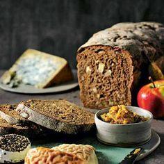 Apfel-Walnuss-Brot