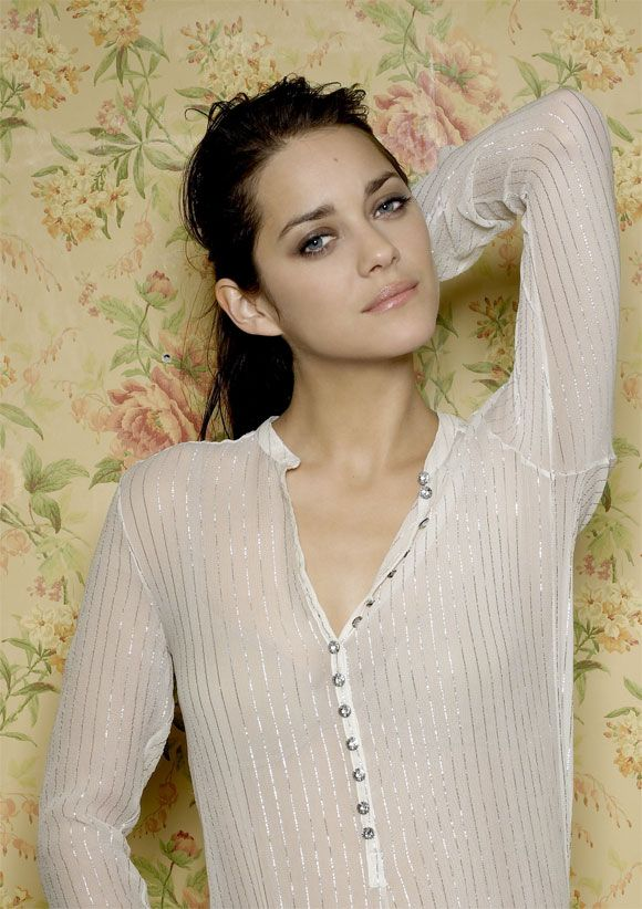 Marion Cotillard is the most beautiful woman in Hollywood, IMO