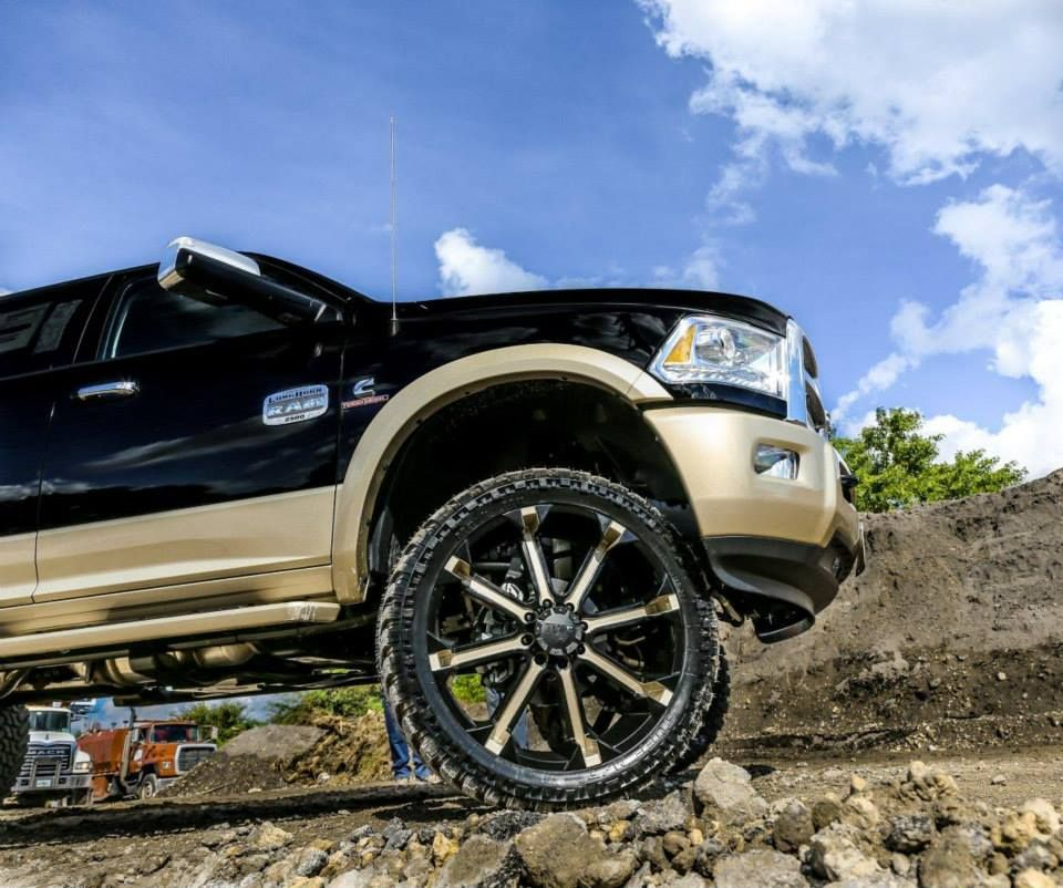 26 Inch Rims : Inch all terrain wheels and tires by tuff a t rides