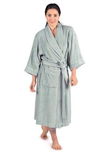 4ebddab07de21 Bamboo Viscose Robe