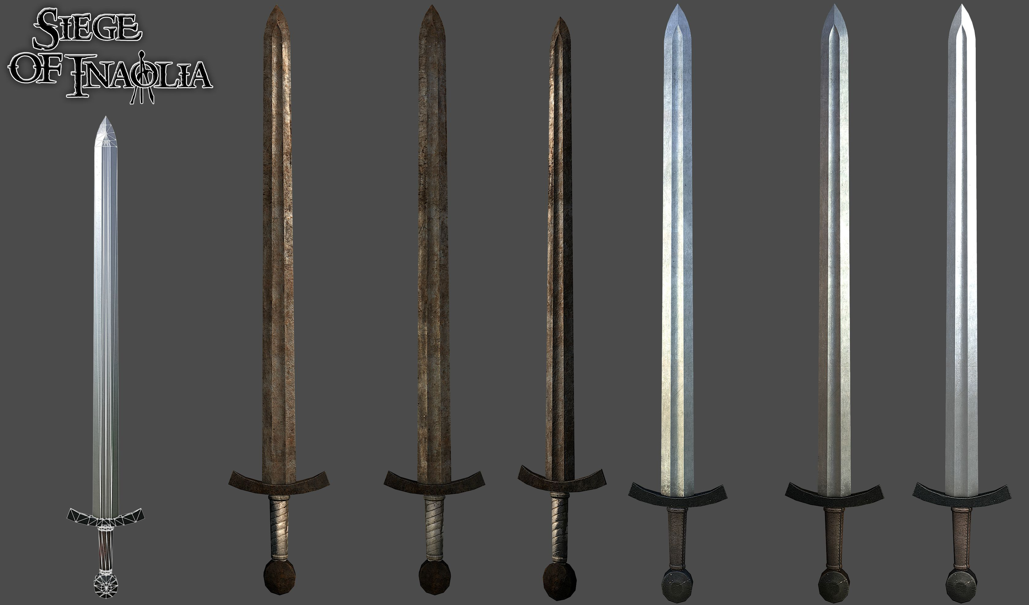 sword texture - Google Search | 3D Character Model ...