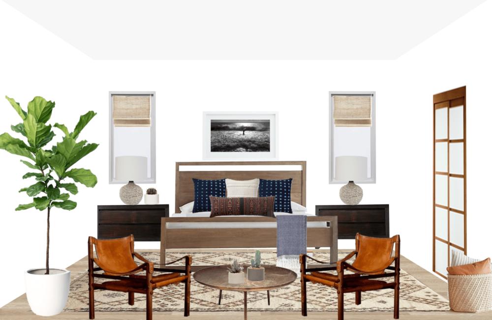 Trim Design Co Casual Modern Bedroom Trim A Boston Ma Interior