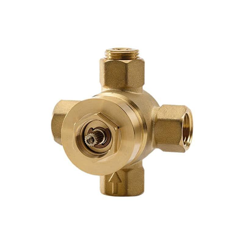 Toto Tsmv Shower Diverter Valve Shower Diverter Brass