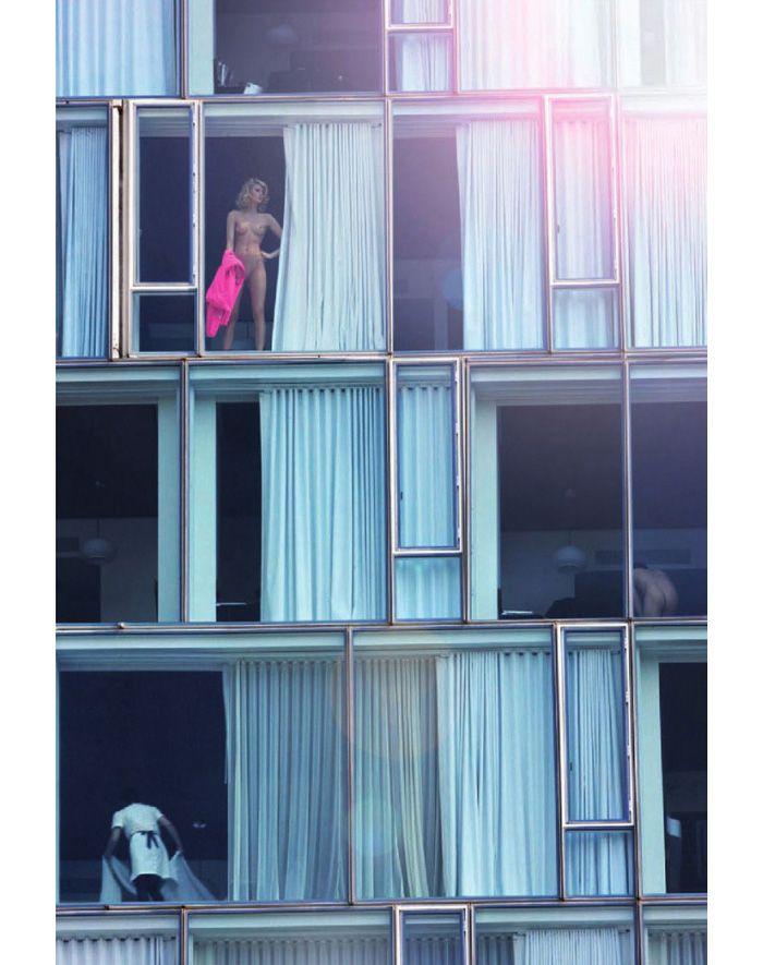 New york voyeur apartment window peep part 2