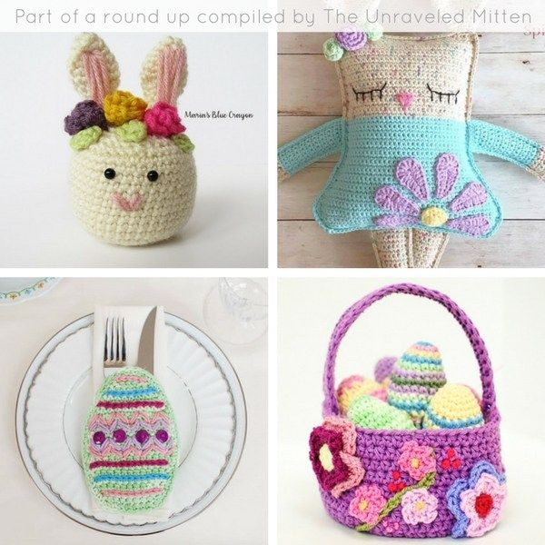 8 Free Easter Crochet Patterns Easter Crochet Patterns Easter
